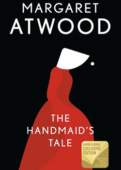 The Handmaid's Tale - Margaret Atwood bookcover